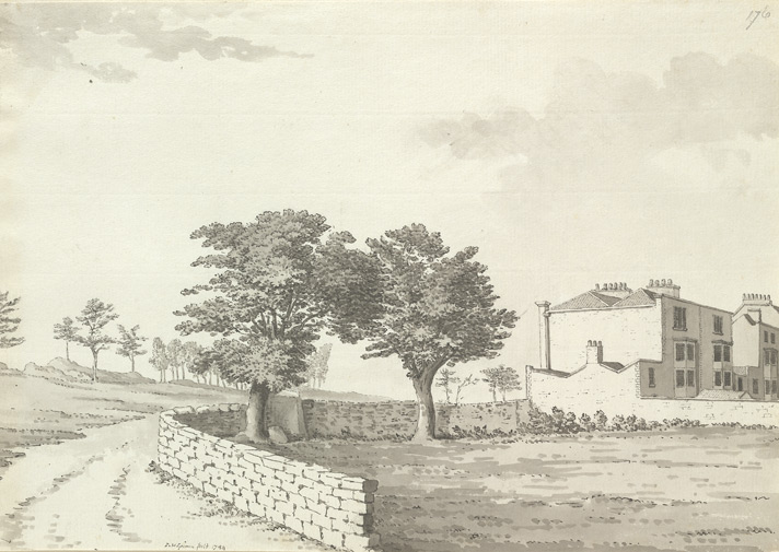Mrs Rossignol's house, Clifton